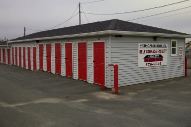 Storage Units & Office